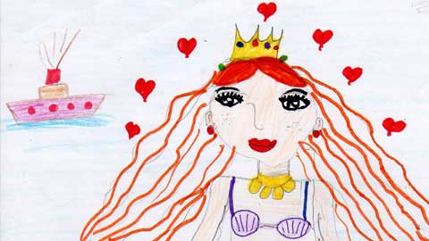 Mirinda the Mermaid